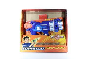 Игрушка Миссия Торнадо пистолет ПМУ-2/8 арт.WG144677