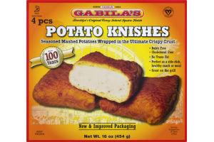 Gabila's Potato Knishes - 4 PCS