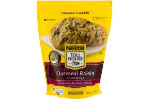 Nestle Toll House Oatmeal Raisin Cookie Dough