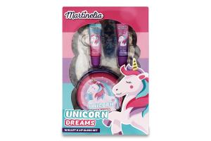 Набір для дітей від 5років №30519 Unicorn Dreams Martinelia 1шт