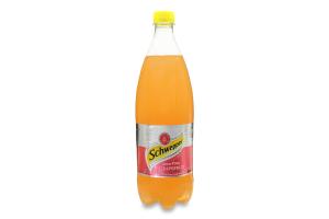 Напій безалкогольний сильногазований Pink Grapefruit Schweppes п/пл 1л