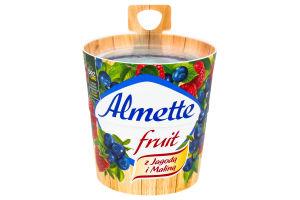 Сир Hochland Almatte Чорниця-малина ст 48% 150г Польща х24