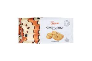 Печиво листкове Гронушки Grona м/у 210г