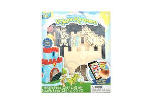 Набор для творчества Masterpieces Королевство дракона