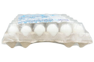 Яйцо куриное столовое категория 1 Ясенсвіт 30шт