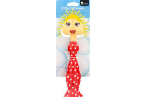 Everyday Gourmet Lady Dishbrush With Stand