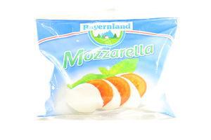 Сыр 45% Mozzarella Bayernland 125г