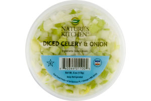 Nature's Kitchen Diced Celery & Onion