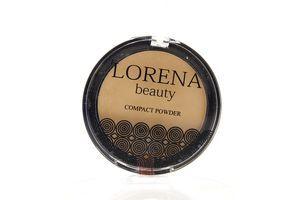 Пудра компактная №P04 LORENA beauty 11,5г