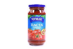 Томатна паста Чумак з морською сіллю 450г х12