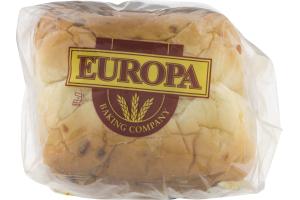 Europa Onion Deli Rolls - 6 CT