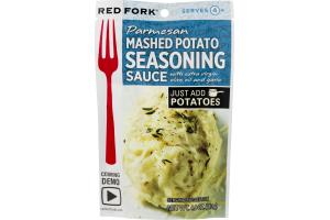 Red Fork Parmesan Mashed Potato Seasoning Sauce