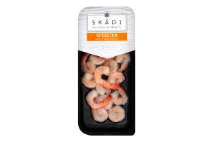 Креветки варені мариновані з хвостом Skadi з/х кг