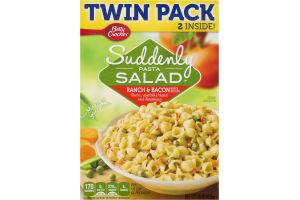 Suddenly Pasta Salad Ranch & Bacon - 2 PK