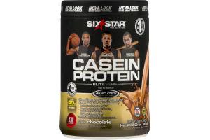 Six Star Casein Protein Triple Chocolate