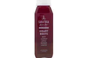 Saratoga Juice Bar Heart Beets