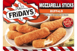 T.G.I. Friday's Mozzarella Sticks Buffalo