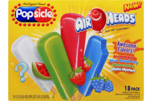 Popsicle Air Heads