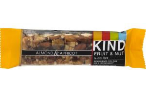 KIND Fruit & Nut Bar Almond & Apricot