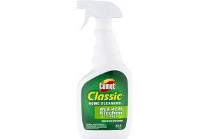 Comet Classic Home Cleaners Bleach Kitchen Cleaner