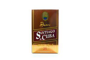 Ром Santiago de Cuba Extra Anejo 25років 0,7л(короб) х2