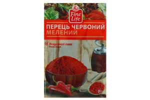 FINE LIFE ПЕРЕЦЬ ЧЕРВ МЕЛЕН 20Г