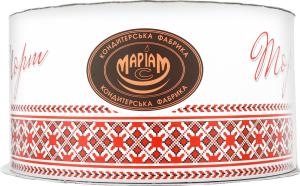 Торт Гілка Маріам п/у 600г