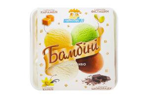 Мороженое 12% Бамбини Геркулес к/у 500г