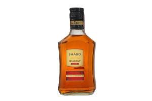 Бренди 0.25л 40% виноградный Luxe Shabsky Shabo бут