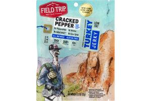 Field Trip Turkey Jerky Cracked Pepper