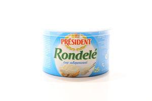 Сыр 70% творожный Rondele President 125г