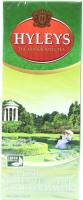 Чай зеленый с цветочками жасмина English green Hyleys к/у 25х1.5г