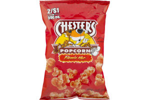 Chester's Popcorn Flamin' Hot