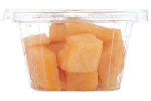 Ahold Fresh Fruit Cantaloupe Chunks Small