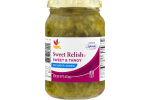 Ahold Sweet Relish Sweet & Tangy