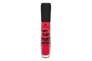 Блеск для губ Matt matt matt №05 Essence 5мл