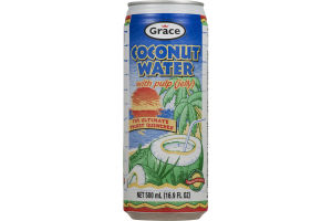 Grace Coconut Water with Pulp