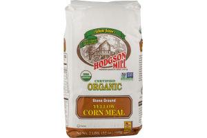 Hodgson Mill Stone Ground Yellow Corn Meal
