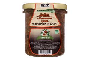 Помазка грибная с Польских грибов Дари Гуцульщини с/б 275г