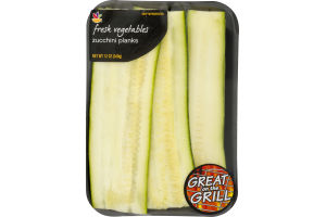 Ahold Fresh Vegetables Zucchini Planks