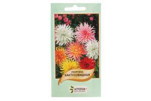 Семена Агропак+ Цветы Георгина перемен кактусовид