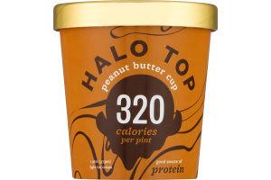 Halo Top Light Ice Cream Peanut Butter Cup