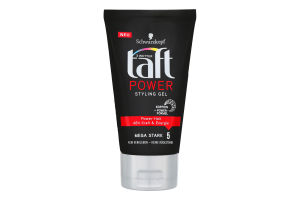 Гель для волосся Power Taft 250мл