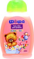 ШОША гель-піна для купання дитяча Bubble Gum 335г
