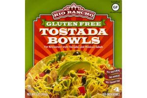Rio Rancho Gluten Free Tostada Bowls - 4 CT