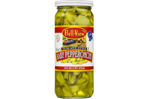 Bell-View Fancy Tuscany Style Baby Pepperoncini