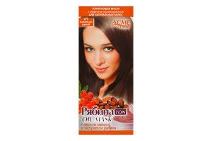 Маска тонирующая для волос №875 Пепельно-русый Рябина Ton Acme Color 1шт