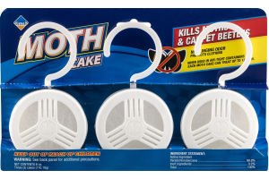 IMS Moth Cake - 3 CT