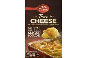 Betty Crocker Three Cheese Potatoes