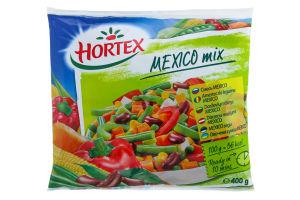 Смесь овощная быстрозамороженная Mexico Hortex м/у 400г